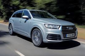 audi jeep 2016 audi q7 review 2017 autocar