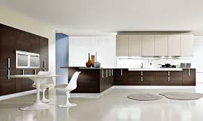 Kitchen  Brown Kitchen Cabinets Luxury Designer Kitchen Cupboards - Designer kitchen table