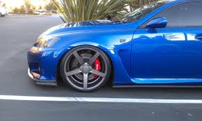 lexus parts vs bmw parts modified lexus is f with vossen cv3 wheels and tom u0027s parts