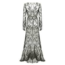 women long lace dress cocktail party ball gown evening party