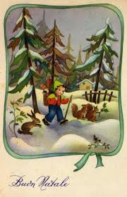 806 best christmas cards images on pinterest vintage christmas