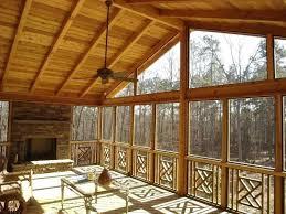 custom screened porch interior deck plans mobile homes exterior