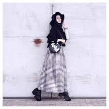 40 inspirasi desain busana muslim remaja terbaru 2017