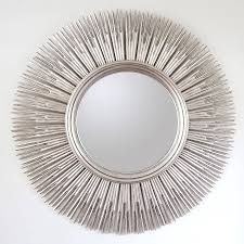 large round contemporary mirrors maple lawn best home magazine