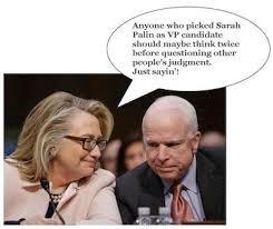 Benghazi Meme - hillary meme on john mccain 1 prune juice media