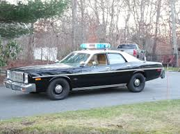 1977 monaco chp massachusetts bluesmobiles