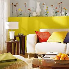painting designs for home interiors modern bright paint colors to update rooms and add cheerful look