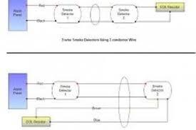 system sensor conventional smoke detector wiring diagram wiring