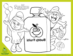the smurfs coloring pages coloring pages kids