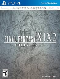 amazon com final fantasy x x 2 hd remaster limited edition