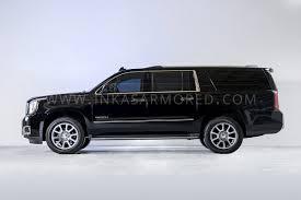 gmc yukon back armored gmc yukon denali for sale inkas armored vehicles