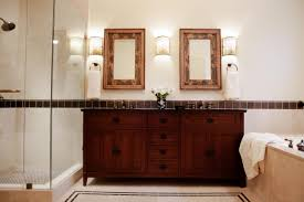 craftsman bathroom vanity decoration ideas delectable design ideas with mission style