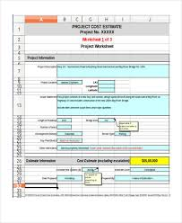 Excel Project Tracker Template 8 Excel Project Management Templates Free Premium Templates