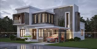 contemporary style modern villas design amazing architecture