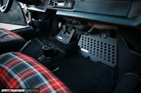 vintage porsche interior how to build an everyday outlaw speedhunters
