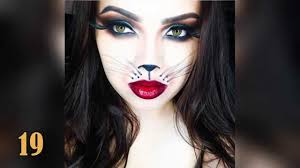 halloween witch make up ideas cyber witch face painting halloween