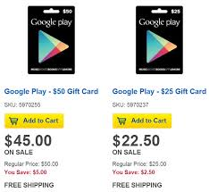 play gift card sale couponing hot deals on play gift cards at best buy