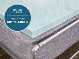 Feather Bed Topper The Best Mattress Toppers And Pads Business Insider