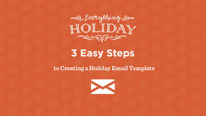 thanksgiving email format 3 easy steps to creating a holiday email template in