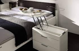 trend bedside tables for small spaces ideas 9150