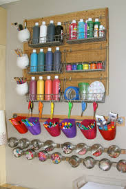 pinterest bricolage enfant 15 idées pour ranger le matériel de bricolage de vos enfants