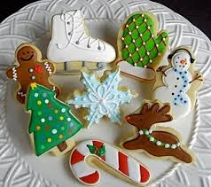 christmas christmas tree cookies crackers december food