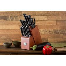 amazon com chicago cutlery 1109822 14 piece damen knife set