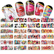 online buy wholesale lip art stickers from china lip art stickers
