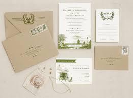 wedding invitations from antiquaria custom wedding invitation