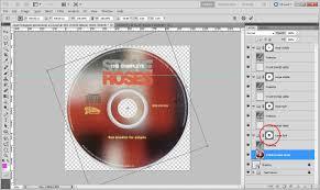 creating a cdart in photoshop fanart tv