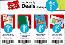 office depot coupons november 2014 updated new penny deals office depot officemax 7 16 to 7 22