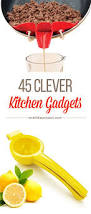 Clever Gadgets by 45 Clever Kitchen Gadgets