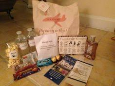 wedding welcome bags contents basket of church programs the wedding company in manhasset new