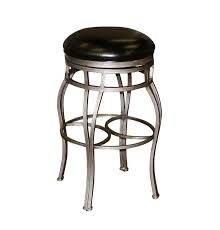 stool linon home decor claridge in dark brown cushioned bar