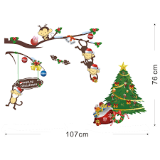 Naughty Decorations Online Shop 3d Christmas Tree Decorations Naughty Monkey 3d Vinyl