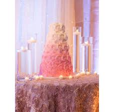 peach ombre wedding cake peach pink wedding inspired to make every day life work stellar
