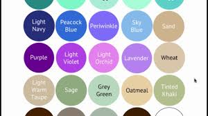 spring color toned spring color palette seasonal color analysis youtube