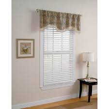 Sears Window Treatments Clearance by Shop Valances At Lowes Com