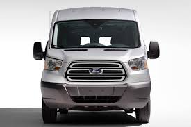 Ford Van Interior 2016 Ford Transit Wagon Pricing For Sale Edmunds