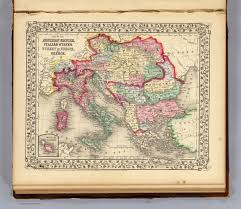 Greece Turkey Map by Austrian Empire Italy Turkey In Europe Greece David Rumsey