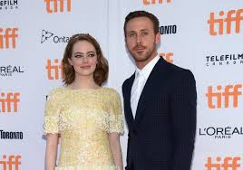 ryan gosling emma stone couple film emma stone and ryan gosling look like a prince and princess on the