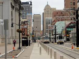 new light rail projects buffalo metro rail wikipedia
