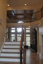 Replacing Banister Spindles Stair Good Home Interior Design Ideas Using Black Wrought Iron