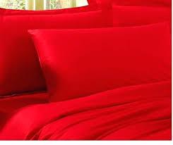 paprika red duvet cover red linen duvet by customlinenshandmade