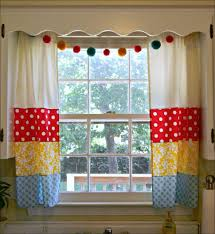 country kitchen curtains cottage decorating wonderful cottage