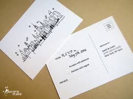 wedding invitations new york new york skyline wedding invitations architette studios