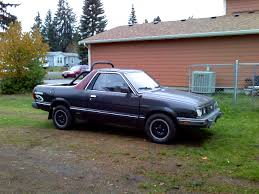 subaru pickup for sale turbone 1985 subaru brat u0027s photo gallery at cardomain