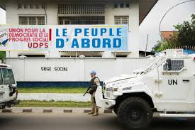 u siege social senior opposition figure barred from leaving dr congo