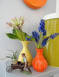 danger garden in a vase on monday kitchen brights