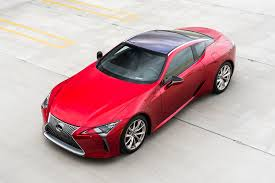 2018 lexus lc 500 new one week with 2018 lexus lc 500 automobile magazine